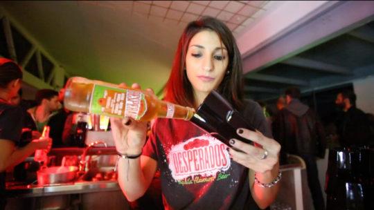 Desperados | #Partyinstinct Lambretto